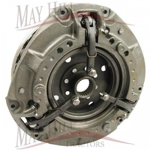 Tractor Clutch Assembly : Massey ferguson  tractor clutch assembly quot