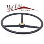 "Massey Ferguson, International, David Brown Tractor Steering Wheel 18"""