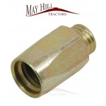 """Hydraulic 2-Piece Re-usable Coupling Ferrule 3/8"""" 2-wire non-skive"""