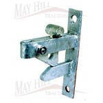 Galvanised Auto Field Gate Latch 165 x 45mm plate size