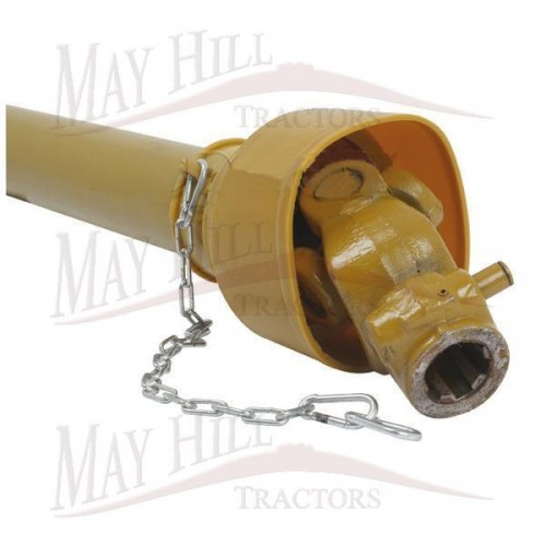 Tractor Pto Tubing : Tractor pto shaft a mm qr  shear