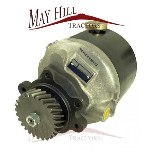 7600 Ford Tractor Parts List : Ford tractor power steering pump