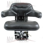 Tractor Seat Assembly - Mechanical Adjustable Suspension Seat
