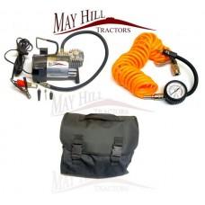 12V Portable Air Compressor 150psi